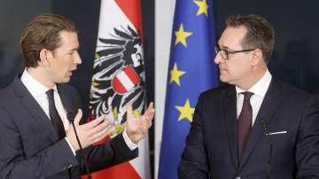 Крайнодесните се върнаха във властта в Австрия