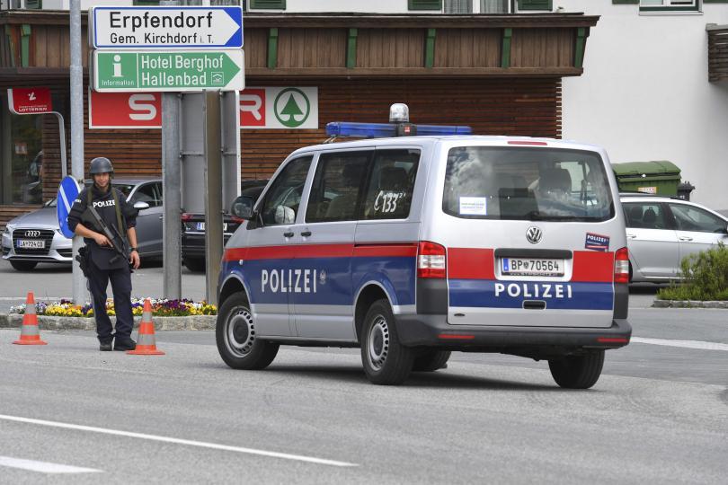 австрия германия засилват общия граничен контрол