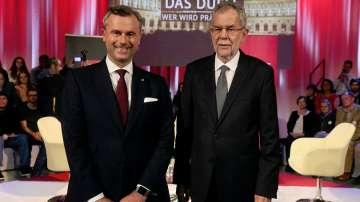 Австрия пред избори за президент