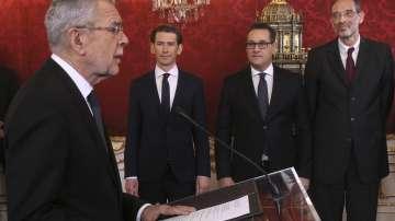 Новото правителство на Австрия положи клетва