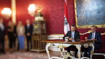 Временно правителство ръководи Австрия