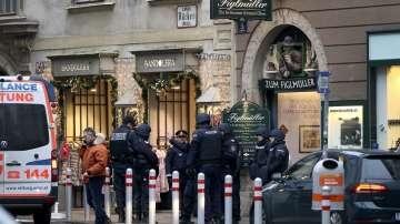 Арестуваха двама души за показното убийство в центъра на Виена
