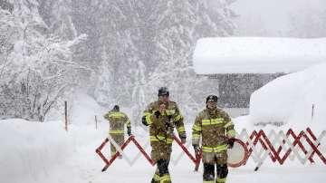 Зимата в Европа: В четири австрийски провинции обявиха висока лавинна опасност