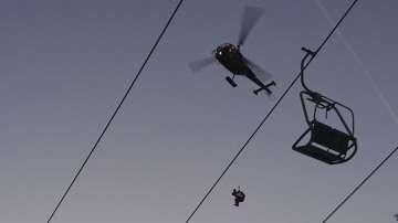 Над 100 скиори бяха блокирани на развален седалков лифт в Австрия