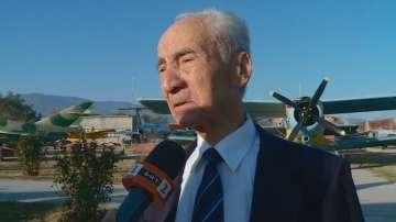 Спомени за българската авиация - разказва първият пилот на реактивен самолет