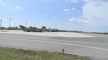 Втори ден без тренировъчни полети в авиобаза Граф Игнатиево