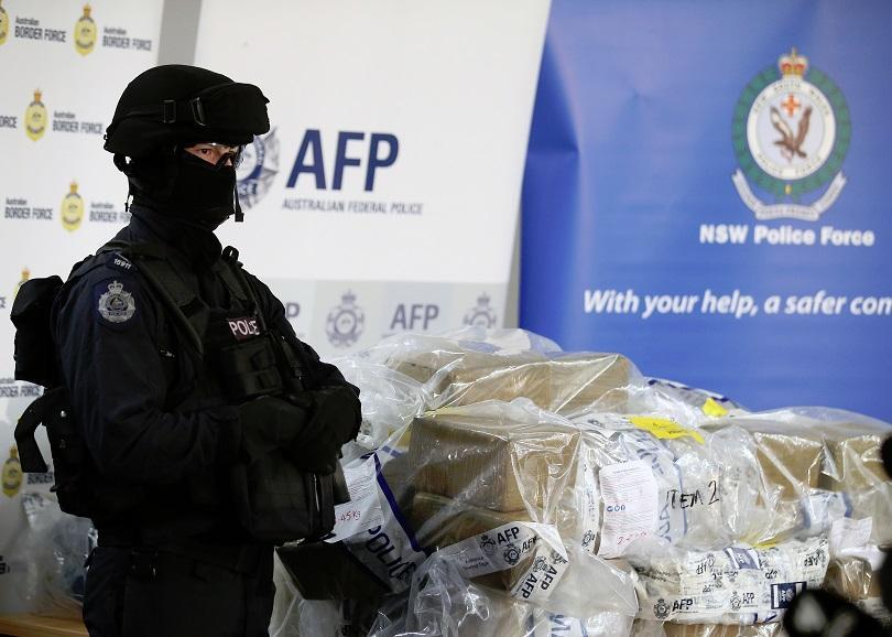 В Австралия заловиха рекордно количество кокаин