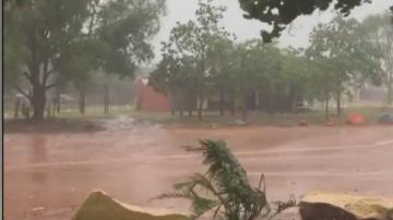 Дъжд и временно захлаждане в Австралия