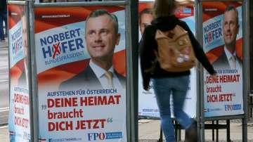 Повтарят президентския вот в Австрия на 2 октомври