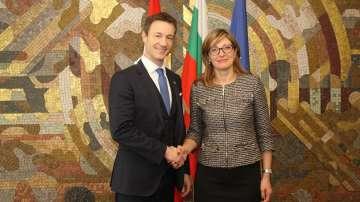 Гернот Блюмел: България се справя отлично с охраната на външната граница на ЕС