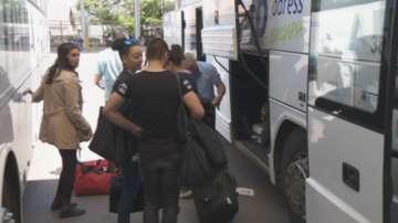 Коланите и видеорегистраторите в автобусите ще станат задължителни до 2 месеца