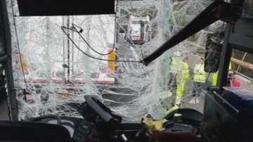 Учениците от катастрофиралия автобус в Италия се прибират днес