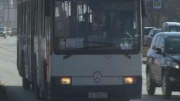 Новата система на градските автобуси във Варна не е пригодена за незрящи