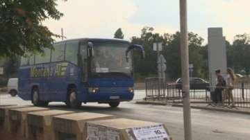 Кошмарно пътуване в автобус от Лом за София