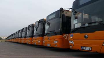 Пускат нови 70 автобуса в столицата
