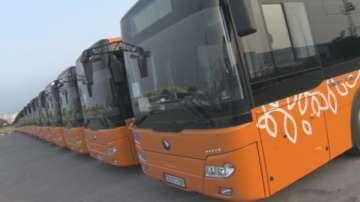 Представят новите автобуси на столичния градски транспорт