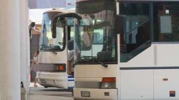 Увеличава се броят на пътуващите с автобуси граждани по празниците
