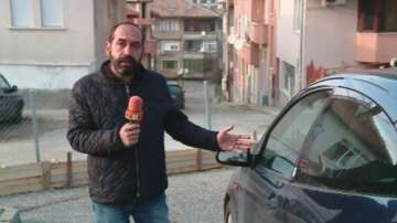 Абсурдна ситуация с автомобил в Асеновград