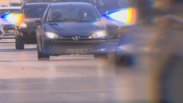 Най-опасните шофьори на пътя са млади мъже с мощни автомобили
