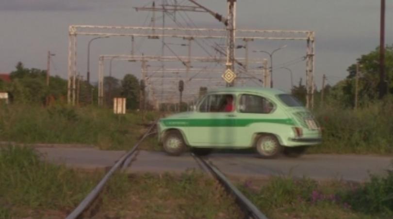 Негов създател е компания от Скопие, която реставрира ретро коли.