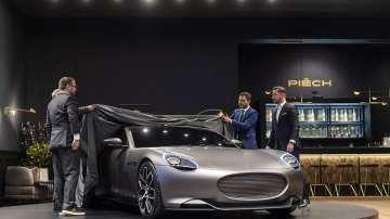 Автосалонът в Женева - преход към електромобилност