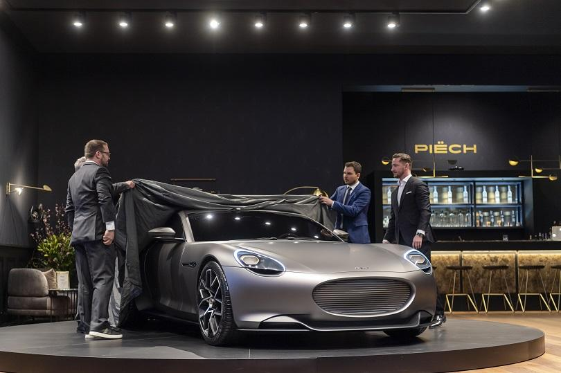 Eлектрическите модели властват на Автосалона в Женева. Те са приоритет