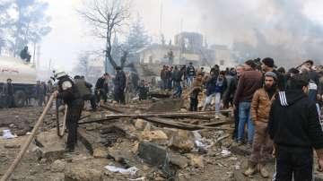 Над 60 загинали при атентат в сирийски град близо до границата с Турция