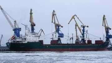 Украйна обвини Русия, че блокира пристанища в Азовско море