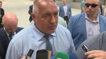 Черно море да стане демилитаризирана зона, предлага премиерът Бойко Борисов