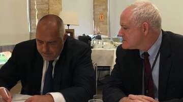 Премиерът Борисов ще разговаря с премиера на Израел Бенямин Нетаняху