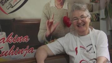 69-годишна сръбкиня стана кулинарен влогър