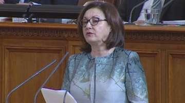 Р. Бъчварова очаква наказанията за агресия на пътя да бъдът гласувани в НС