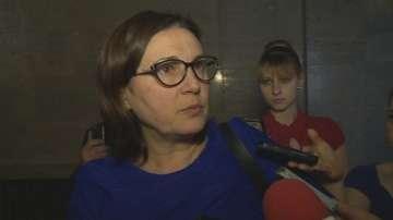 Министър Бъчварова провери работата на полицаите в Девин