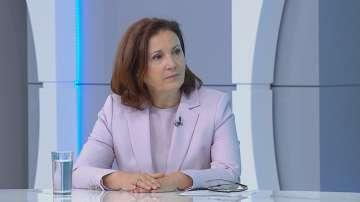Бъчварова: Ново звено на МВР ще следи за повишаване сигурността по границите