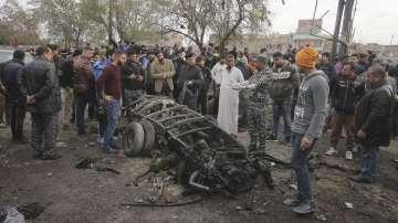 Ислямска държава пое отговорност за атентата в Багдад