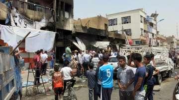 Самоубийствен атентат в Багдад отне живота на над 50 души