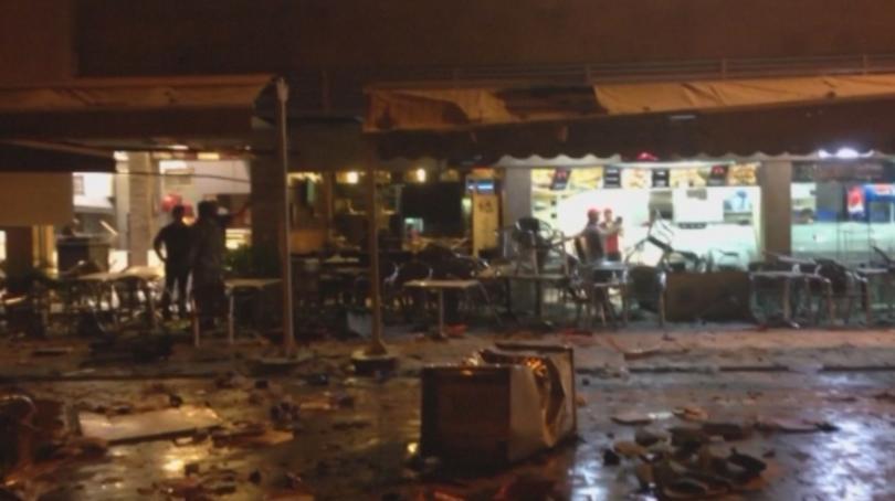 души загинаха атентат центъра багдад