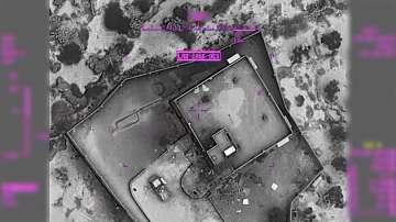 Пентагонът публикуваха видео от операцията по ликвидиране на лидера на ИДИЛ