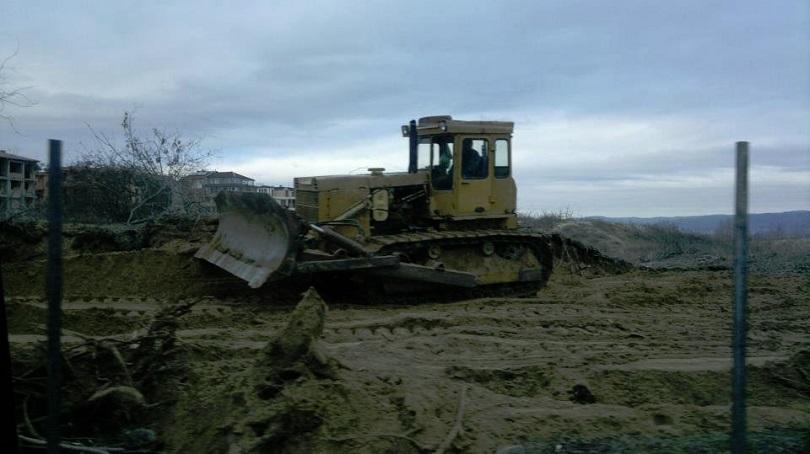 разчистиха сграда мон апетитен имот първа линия морето равда
