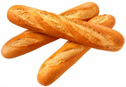 Президентът на Франция Еманюел Макрон предложи френските хлебчета багета да