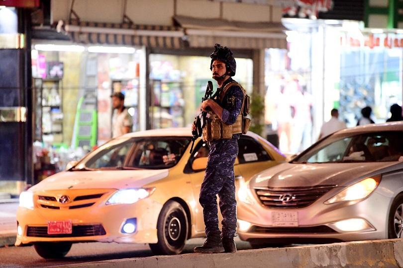 Експлозия избухна до американското посолство в Багдад