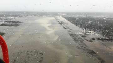 Седем станаха жертвите на урагана Дориан на Бахамските острови