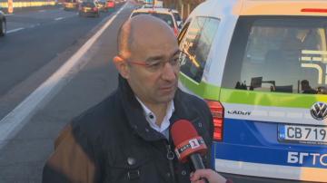 Експерт БГ Тол: 805 са нарушителите на пътя вчера
