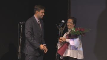 Иринка Гочева получи приза Българка на годината 