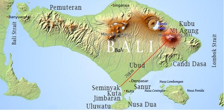 снимка 1 Българските учени следят с внимание активизирането на индонезийския вулкан