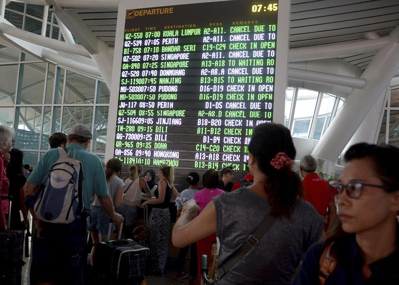 отварят международното летище бали