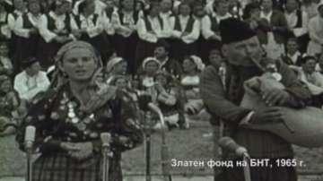 БНТ излъчи уникален запис на Валя Балканска от 1965 година