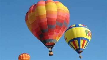 Инцидент с балони с горещ въздух в района на Кападокия