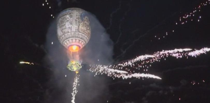 В Мианмар започна един от най-впечатляващите фестивали в света. Десетки