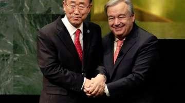 Новият генерален секретар на ООН се стреми да превърне 2017 в година за мир